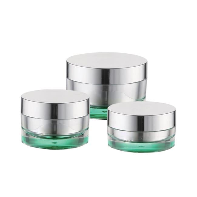 Round Acrylic Jar | J08 | APC Packaging