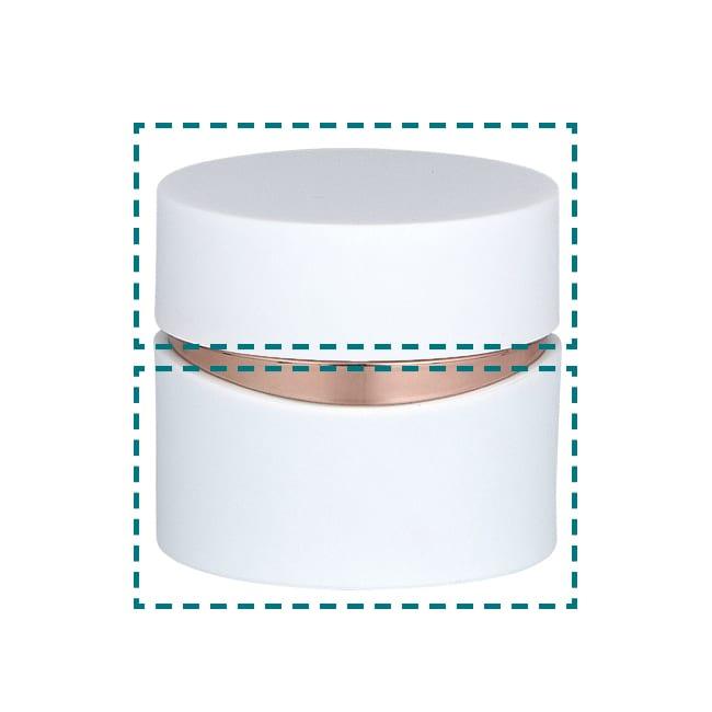 Properties_XRW_Outer Cap_Outer Jar