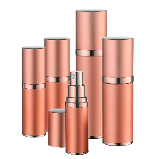 Round Aluminum Overshell Bottle | XB03 | APC Packaging