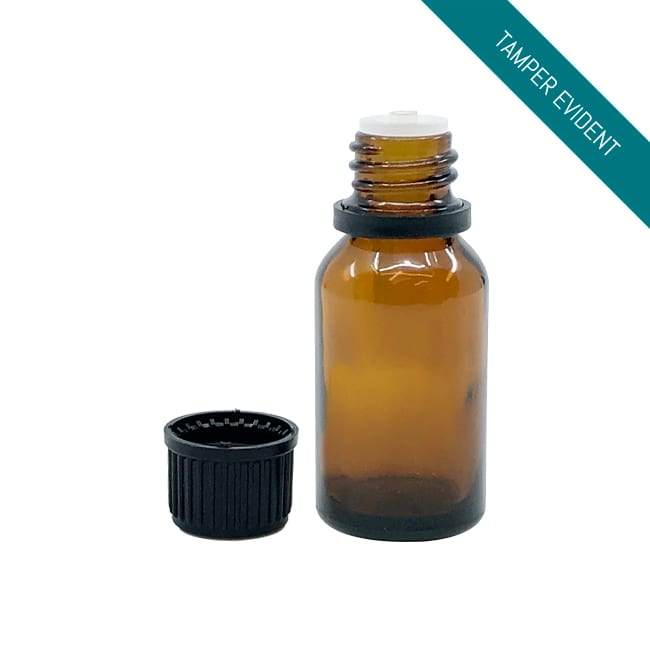 Orifice Reducer for Glass Bottles with tear ring cap   CRAM l APC Packaging