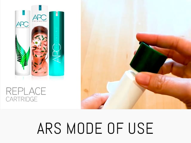 ARS MODE OF USE