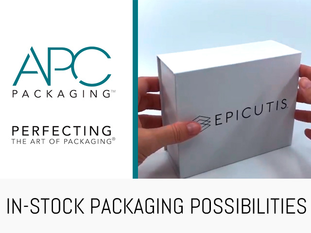 STOCK PACKAGING POSSIBILITIES | APC PACKAGING