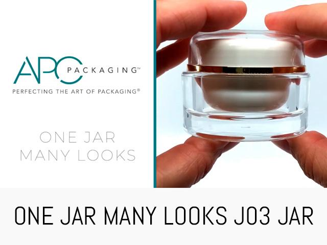 ONE JAR MANY LOOKS