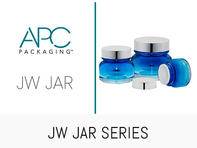 BEAUTY JAR SERIES | JW | APC PACKAGING
