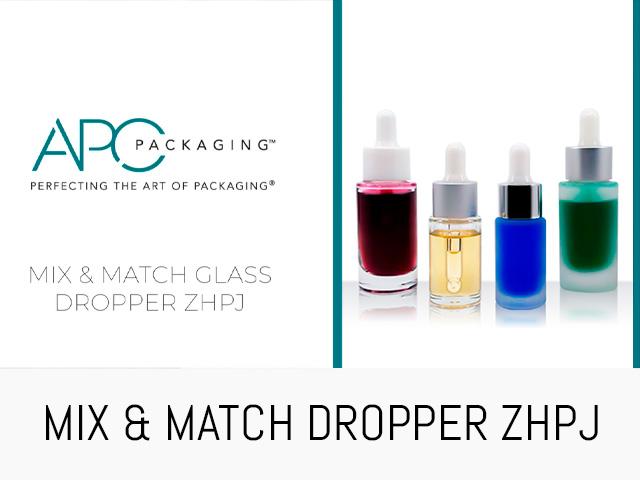 MIX & MATCH GLASS DROPPER