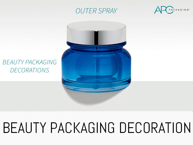 BEAUTY PACKAGING DECORATIONS