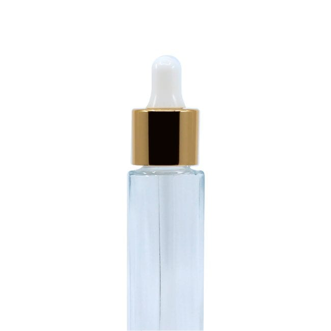 Glass Bottle with Gold Dropper | KGAD013 | APC Packaging