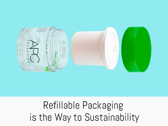 REFILLABLE PACKAGING